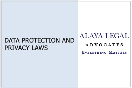 DATA PROTECTION AND PRIVACY LAWS