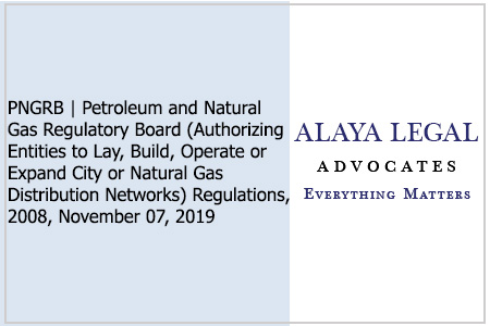 PNGRB | PETROLEUM AND NATURAL GAS REGULATORY BOARD