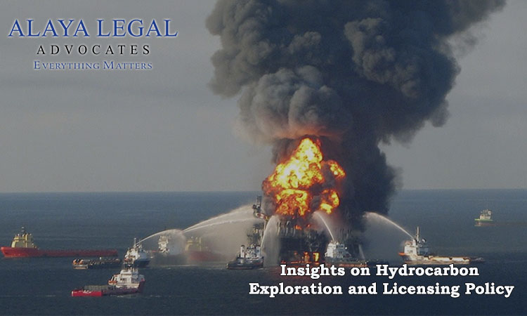 Insights on Hydrocarbon Exploration and Licensing Policy