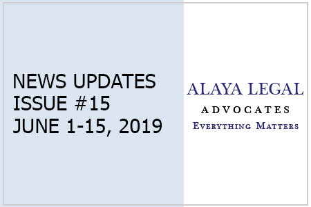 news and updates issue